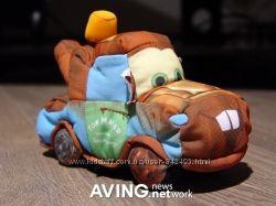 Мягкая игрушка Мэтр из мф тачки Disney Pixar
