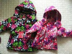 Комплект куртка и полукомбинезон 92-110