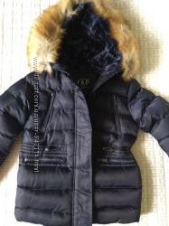 Куртка зима 140-164