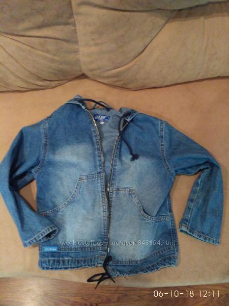 Джинсовая курточка Gloria jeans рост 104-116