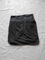 xl-2xl, поб 52-54, для беременных юбка трикотажная строгая van Avendonk
