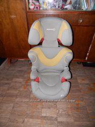 Автокреслобустер Bebe Confort Moby, 15-36 кг, 3-12 лет, Франция