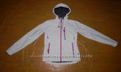 S-M куртка софтшелл реглан на флисе Outdoor Casual Khaki