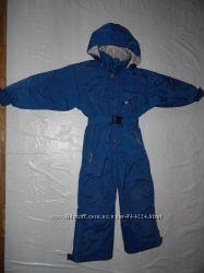 р. 116-122, термокомбинезон Quechua, Франция, зимний комбинезон, лыжный ком