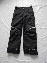 S-M-L, поб 46-50, штаны лыжные сноуборд H&M, Щвеция термоштаны зимние