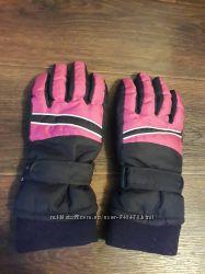 Лыжные горнолыжные перчатки женские, s m