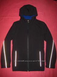 Демисезонная софтшел куртка TCM на 11-12 лет