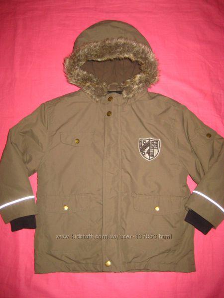 Теплая курточка Vertbaudet на 5 лет