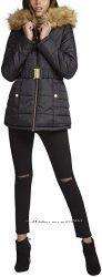 Мега классное стильное пальто парка lipsy36 европ.