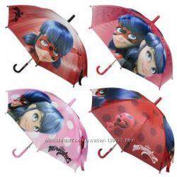 Зонт леди Баг 4 вида Испания