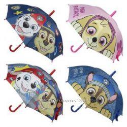 Лицензионные зонтики для мальчиков и девочек Щенячий патруль