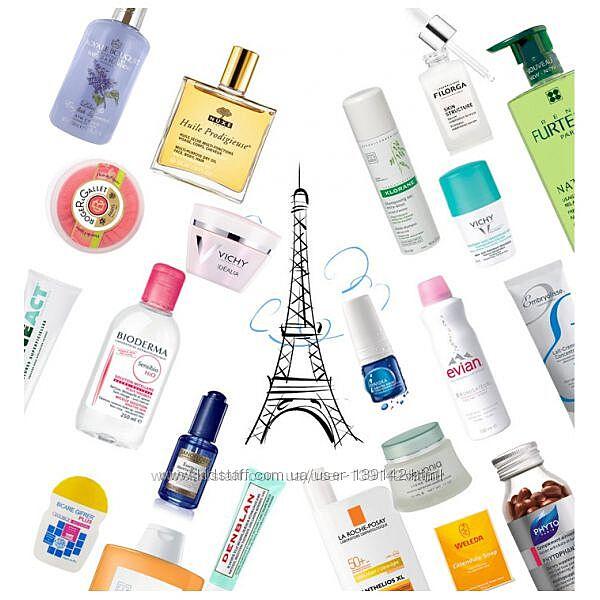 Аптечная косметика из Франции. Быстрая доставка, приятные цены