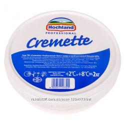 Сливочный сыр Cremette 340 грн Hochland - аналог сыра Филадельфия