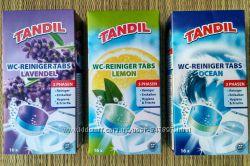 Tandil WC Tabs - таблетки для очищення унітазу 16шт