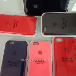 Чехол Soft Tоuch на  Apple iPhone  7, 8, 6, SE , X,  XR