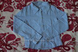 Рубашка хлопок 122-128