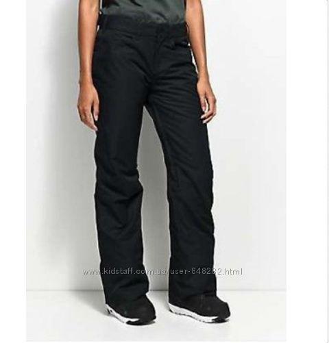 Фирменные зимние штаны размер S на невысокий рост