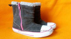 ботинки Clarks Кларкс р. 10 F стелька 17, 5 см