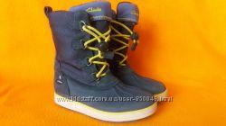 Ботинки Clarks Кларкс Gore-Tex р. 11G стелька 18, 5 см