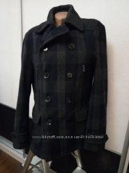 Мужское шерстяное пальто W. E.