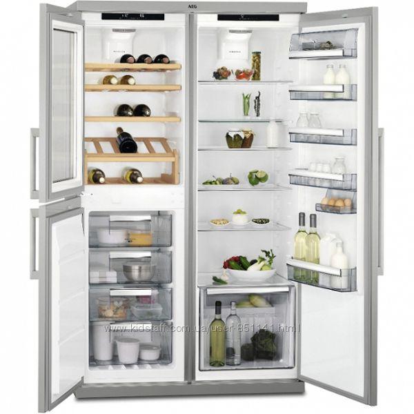 Холодильник AEG RXE 75911 TM