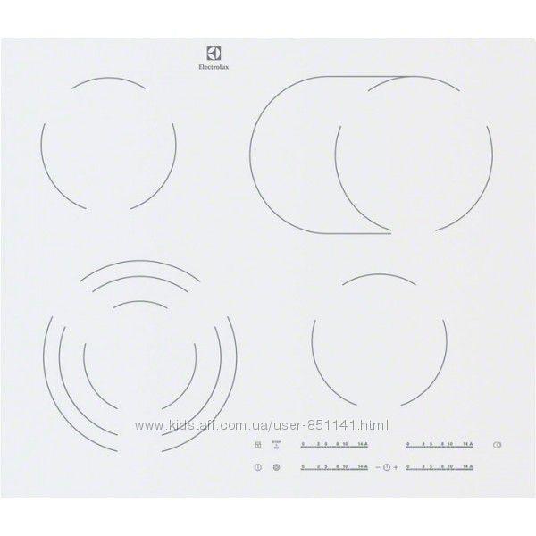 Варочная поверхность Electrolux EHF 96547 SW