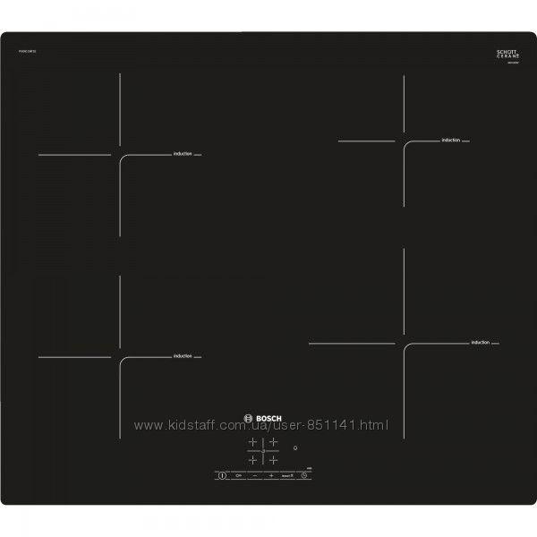 Варочная поверхность Bosch PUE611BF1E