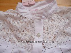 Красивенная школьная блуза