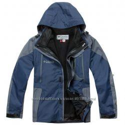 Мужские куртки   2в1