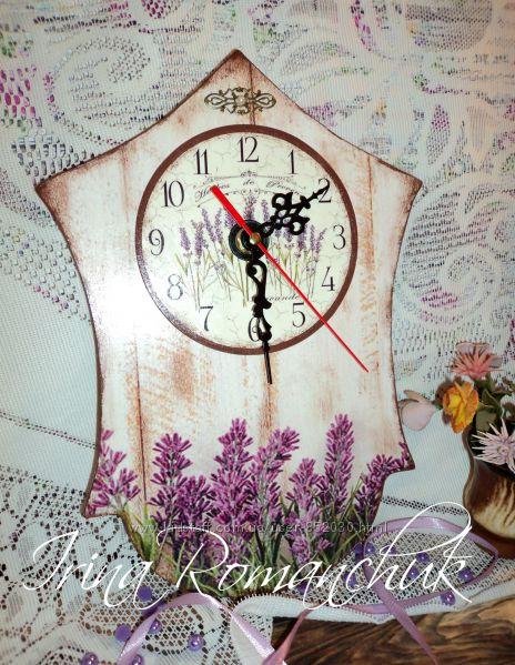Настенные часы  Lavande