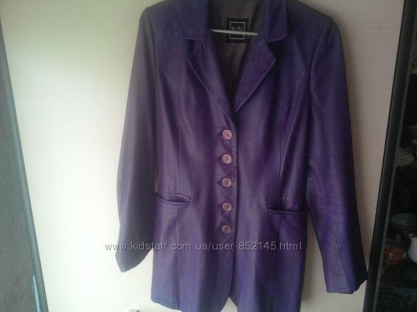 Продам женский пиджак натуральная кожа