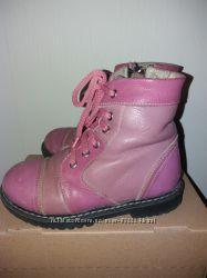 Ортопед. зимние ботинки Ecoby, в отличном состоянии 28 р