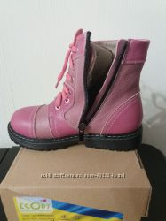 Новые ортопедические зимние ботинки Ecoby. Размер 29