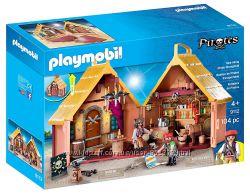Playmobil 9112 Пиратская крепость, из серии возьми с собой