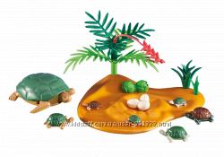Playmobil 6420 Мама Черепаха с детьми
