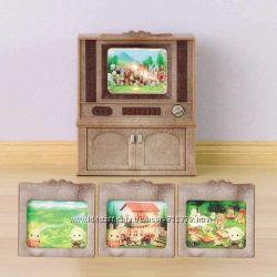 Sylvanian families Цветной телевизор