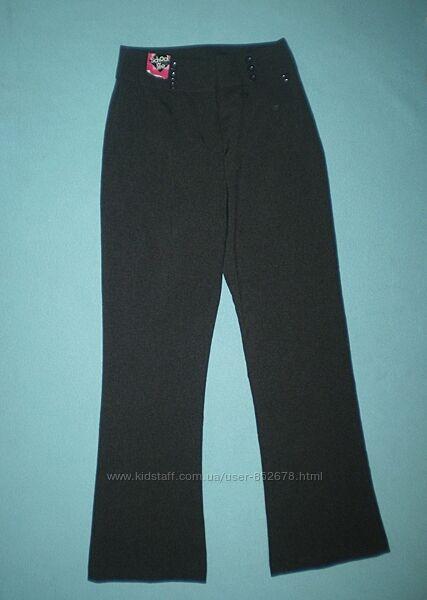 Новые школьные серые брюки Shcool life на девочку 13лет