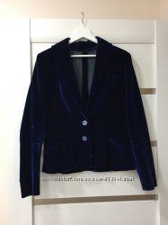 Вельветовый пиджак размер М