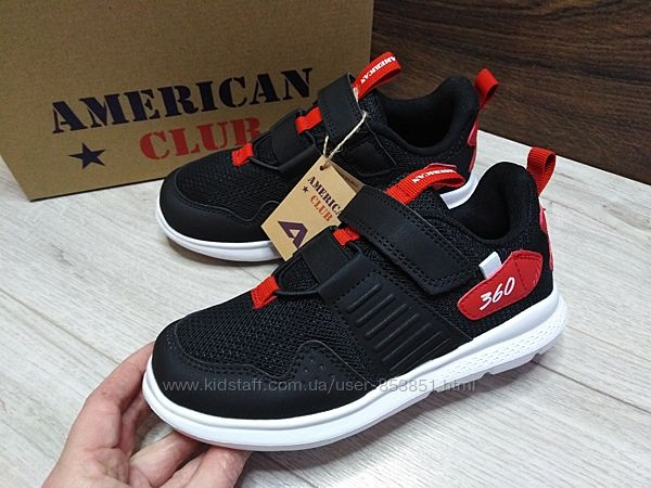 Кросівки American Club