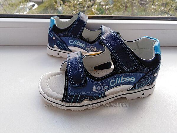 Босоніжки для хлопчиків Clibee