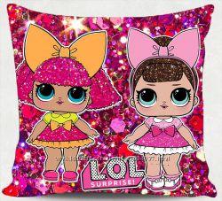 Декоративные подушки Лол Lol lol