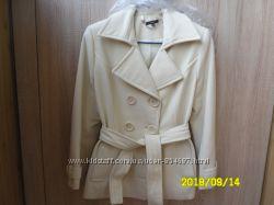 Пальто - пиджак шерсть 36-38 р-р.