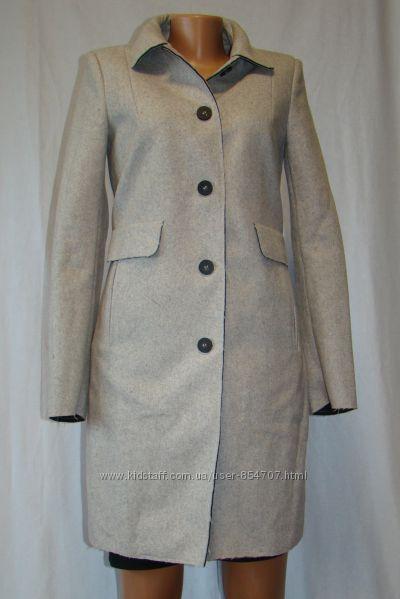 Пальто женское демисезонное Zara Trafaluc размер 42-44, S, EU38