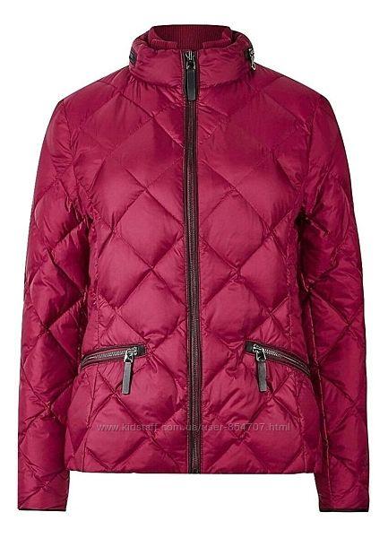 Куртка пуховик стеганая M&S Marks & Spencer Stormwear размер 44, S, UK8-1