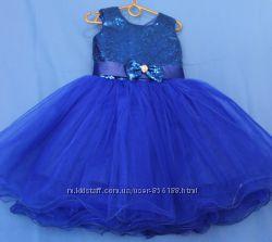 Праздничные нарядные платья. 3-5, лет