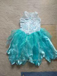 5-6лет нарядное платье Фея, Эльза