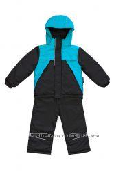 Мембрана от 10000 мм, Janda Термо комбинезон зимний для мальчика  куртка