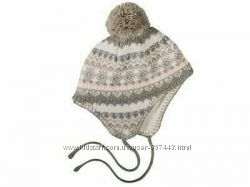Lupilu зимняя шапочка на 2-9 мес  большемерят