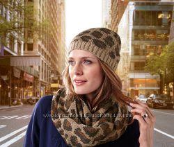 Элегантная теплая вязаная шапочка от tchibo германия