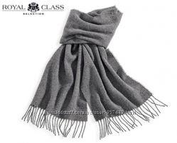 Шаль шарф кашемир  чистая шерсть 180&9232 royal class selection